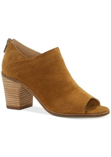 Lucky Brand Kalli Peep-Toe Shooties Women's Shoes