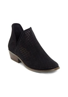 Lucky Brand Kambry Suede Ankle Booties