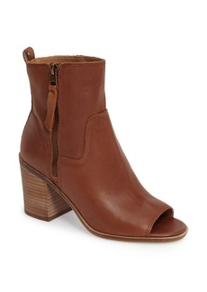 Lucky Brand Kamren Open Toe Bootie (Women)