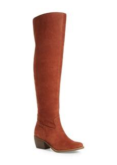 Lucky Brand Khlonn Over the Knee Boot (Women)