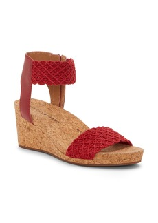 Lucky Brand Kierony Wedge Sandal (Women)