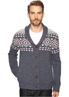 Lucky Brand Lambswool Lodge Cardigan