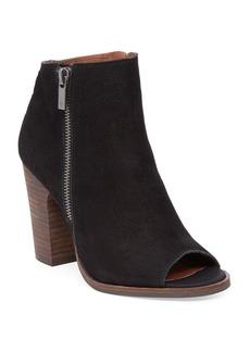 Lucky Brand Lamija Leather Booties