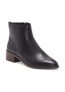 Lucky Brand Lenree Almond Toe Bootie (Women)