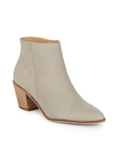 Linnea Leather Booties