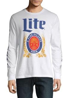 Lucky Brand Lite Taste Graphic Cotton T-Shirt