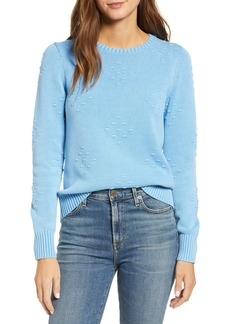 Lucky Brand Liza Bobble Sweater