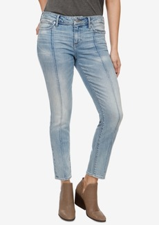 Lucky Brand Lolita Front-Seamed Skinny Jeans