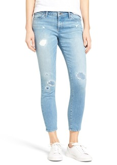 Lucky Brand Lolita Ripped Crop Jeans