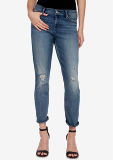 Lucky Brand Lolita Ripped Cropped Jeans