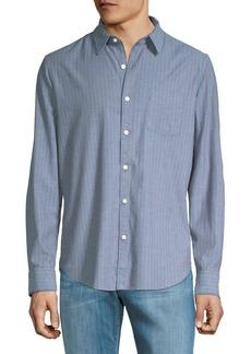 Lucky Brand Long Sleeve Striped Shirt