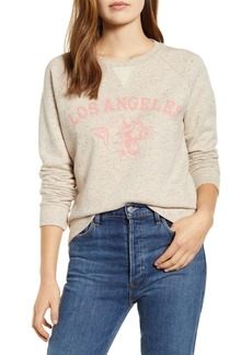Lucky Brand Los Angeles Graphic Sweatshirt