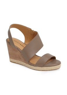 Lucky Brand Lowden Wedge Sandal (Women)