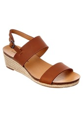 Lucky Brand Lucky Brand Jette Leather Wedge ...