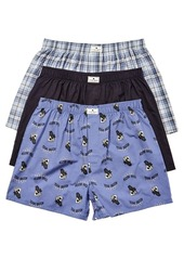 Lucky Brand Lucky Brand Pack of 3 Boxers