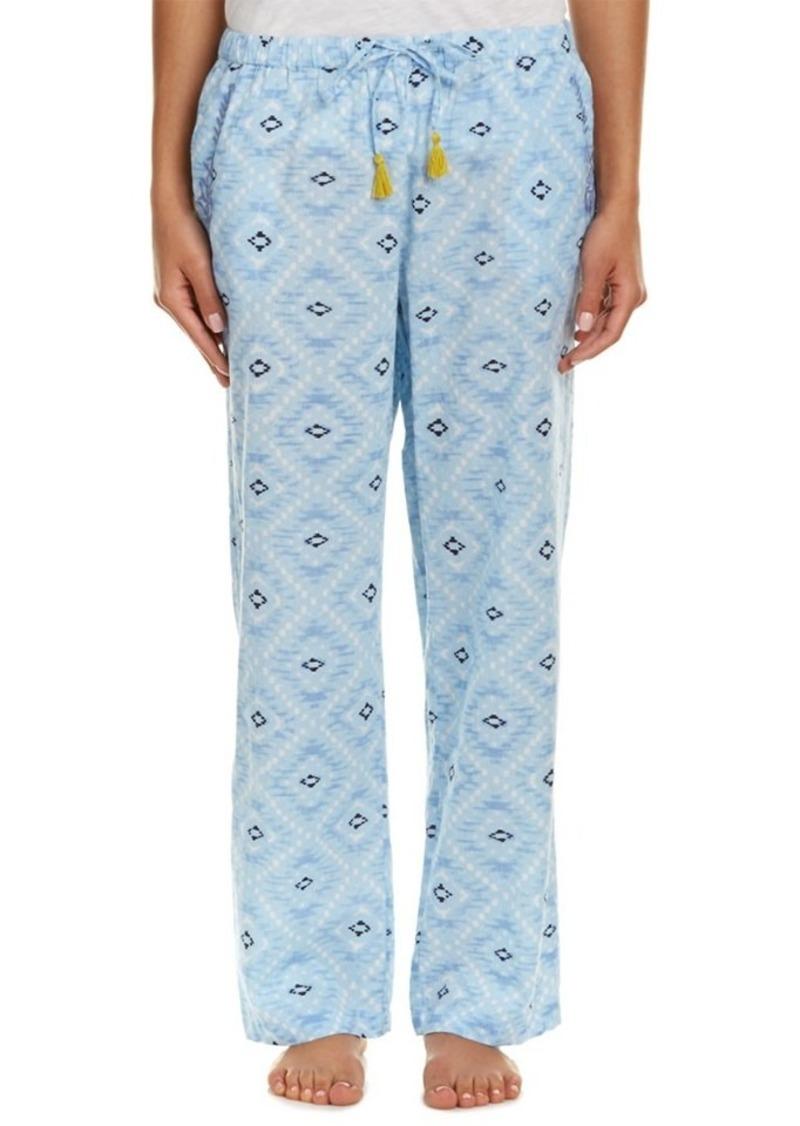 Lucky Brand Lucky Brand Tassel Sleep Pant