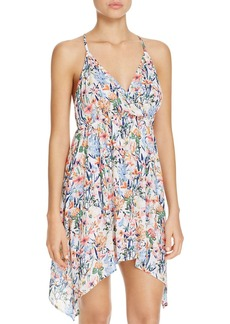 Lucky Brand Lucky Garden Dress Swim Cover-Up