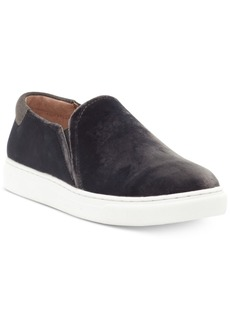 Lucky Brand Lupa Velvet Slip-On Sneakers Women's Shoes
