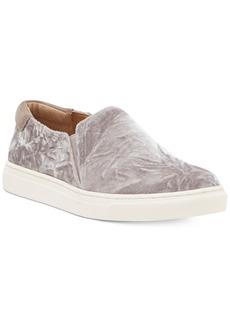 Lucky Brand Lupa Velvet Slip-On Sneakers Women's Shoes