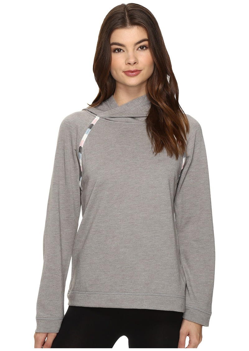 Lucky Brand Luxe Chillin' Out Hoodie