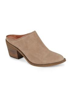 Lucky Brand Maikki Leather Slip-On Booties