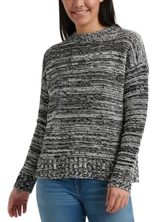 Lucky Brand Marled Pull Over Sweater