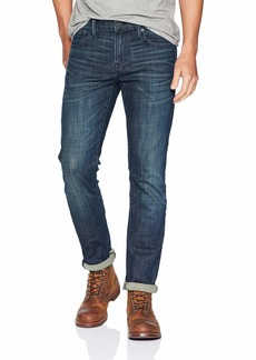 Lucky Brand Men's 110 Modern Skinny Jean Briny deep 40X34