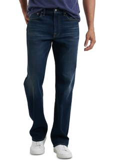 Lucky Brand Men's 181 Relaxed-Straight Fit Stretch Coolmax Temperature-Regulating Jeans