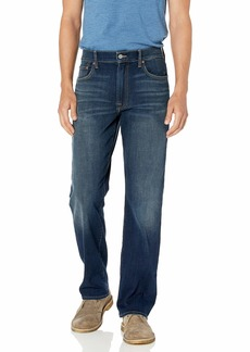 Lucky Brand Men's 181 Relaxed Straight Jean  30W X 34L