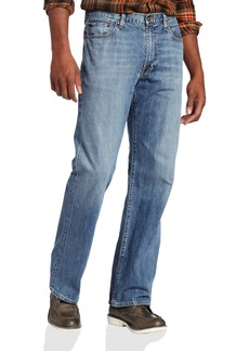 Lucky Brand Men's 181 Relaxed Straight Jean  31W X 30L