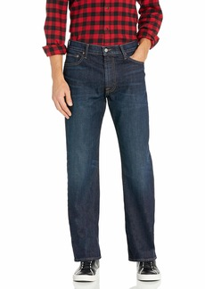 Lucky Brand Men's 181 Relaxed Straight Jean  33W X 34L