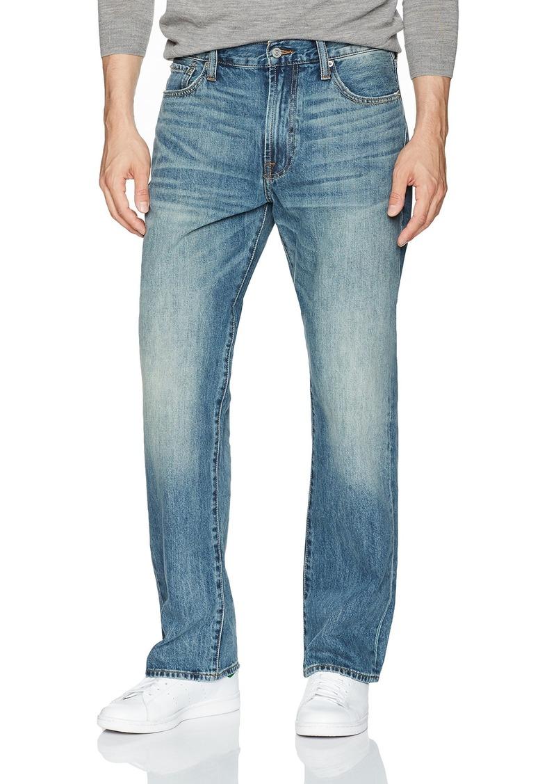 Lucky Brand Men's 181 Relaxed Straight Leg Jean  34W X 32L