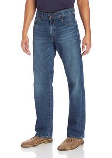Lucky Brand Men's 181 Relaxed Straight Leg Jean in  36x34