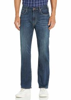 Lucky Brand Men's 181 Relaxed Straight-Leg Jean in  32x32