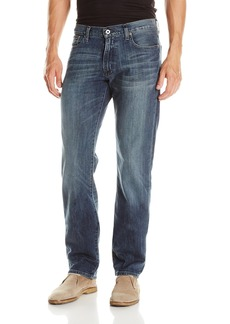 Lucky Brand Men's 221 Original Straight JeanLeg Jean In Blue Gold  42x34