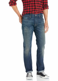 Lucky Brand Men's 221 Straight Jean  42W X 32L
