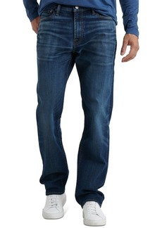 Lucky Brand Men's 410 Athletic Fit Slim Leg Coolmax Temperature-Regulating Jeans