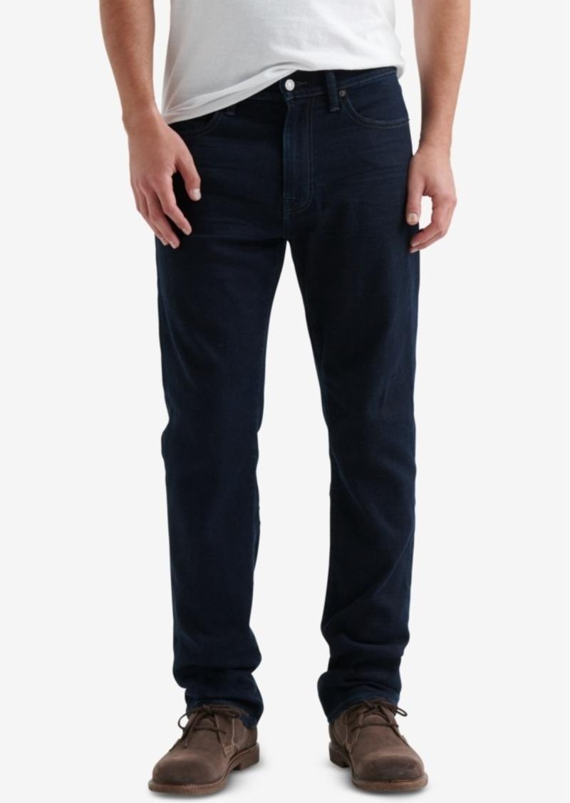 Lucky Brand Men's 410 Athletic Fit Slim Leg Coolmax Temperature-Regulating Jeans