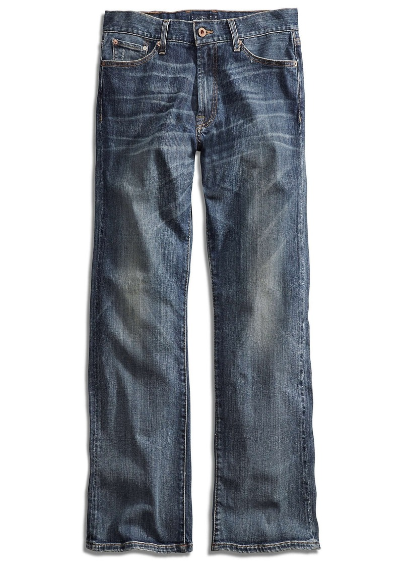 Lucky Brand Men's 455 Relaxed Bootcut Jean in Berylium  34x36