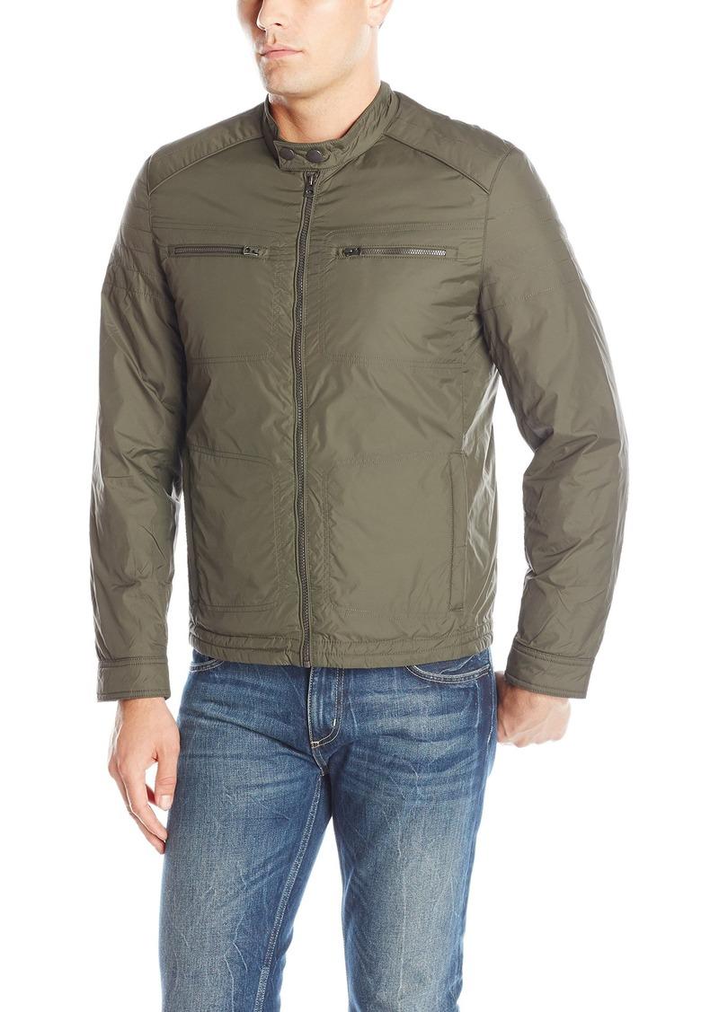 Lucky Brand Lucky Brand Men\'s Aldrich Novelty Frame Stitch Jacket ...