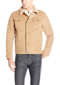 Lucky Brand Men's Ashby Corduroy Hipster Jacket