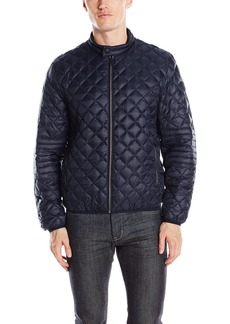 Lucky Brand Men's Astor Quilted Down Jacket