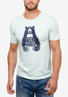 Lucky Brand Men's Beer Hugs Graphic T-Shirt