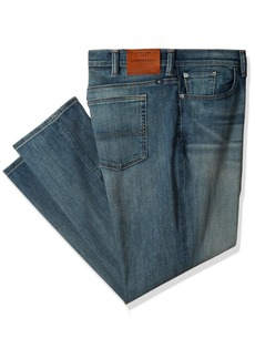 Lucky Brand Men's Big and Tall Big & Tall 410 Athletic Jean in BECKVILLE 52X34