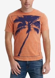 Lucky Brand Men's Big Palm Sugar Magic Graphic T-Shirt