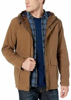 Lucky Brand Men's Blanket Lined Santa Fe Parka Jacket  XXL