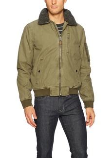 Lucky Brand Men's Bomber Jacket  L