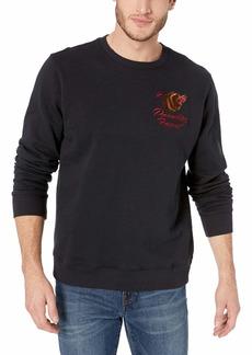 Lucky Brand Men's California Crew Neck Sweatshirt  M