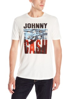 Lucky Brand Men's Cash America Graphic Tee  X-Large