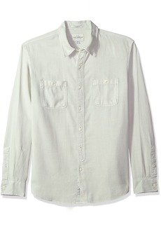 Lucky Brand Men's Casual Long Sleeve Workwear Button Down Shirt  M